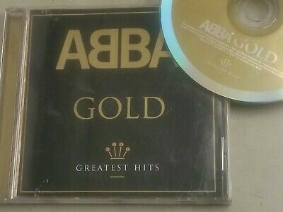 ABBA / GOLD - GREATEST HITS - CD 1992 Polar Music
