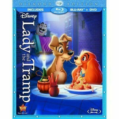 Lady and the Tramp [Diamond Edition Two-Disc Blu-ray/DVD Combo in DVD Packaging]