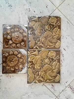 Vintage Fireplace Tile
