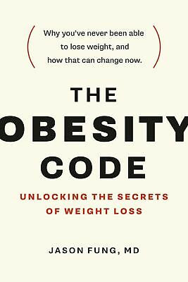 The Obesity Code: Unlocking the Secrets of Weight Loss (PDF) Fast Delivery