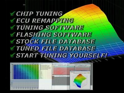SUPER KIT 63 Programs Egr Fap Immo Airbag + ECU Remap Tuning Files Stage1 Stage2