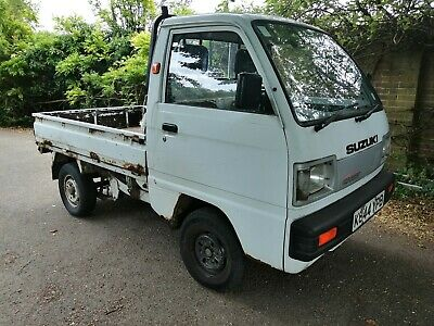 suzuki super carry 1l pickup low mileage 1 owner from new