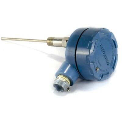 Rosemount Temperature Transmitter 78 With Painted Connection Head
