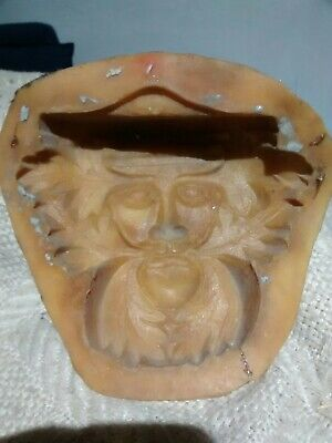 Green man Latex mould