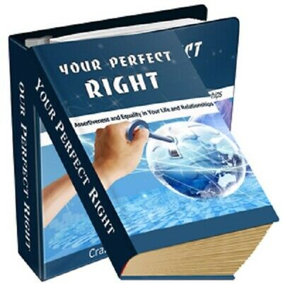 Your Perfect Right PDF eBook with Private Label Rights PLR