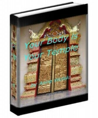 Your Body is Your Temple PDF eBook with Private Label Rights PLR