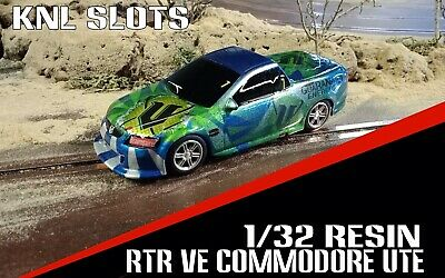 1/32 Scalextric resin RTR VE commodore ute