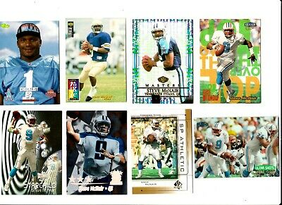 Steve Mcnair Hp 40 Cards Lot With Inserts/ Rc's., Phone Card!!