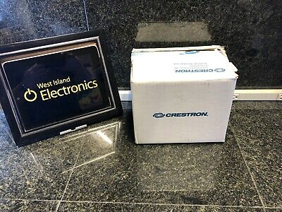 Crestron TSW-550-W-S  Touch Panel Touch Screen Control Unit-NEW