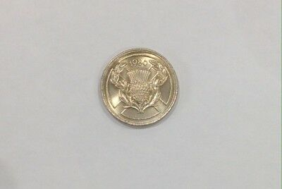 1986 Great Britain Two Pound Coin - Commonwealth Games - Scotland - Unc