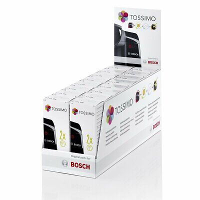 16 x Tassimo Descaling Tablets with 4 Tablets for 2 Descaling Processes