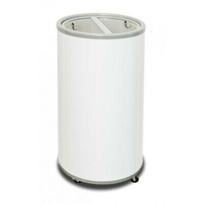Fridge for Soft Drinks Cylindrical Ø 44 CM