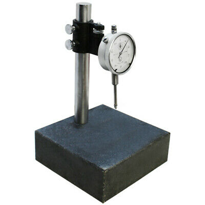 "Elite Precision E682GS1W Granite Gage Stand w//Flexible Arm /& 1/"" Dial Indicator"