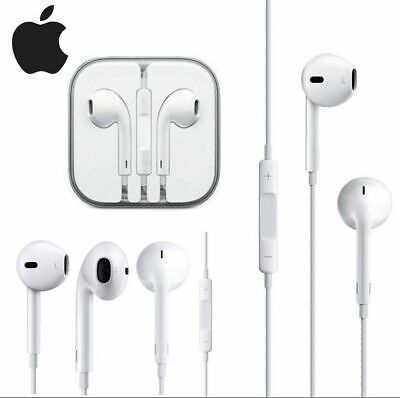 Earpods Iphone 5/6/6S  Ecouteur Kit Mains Libre Piéton Md827