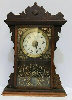 SETH THOMAS Clock Co. Wall Clock (Restoration) - 223