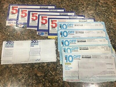 11 Bed Bath And Beyond Coupons
