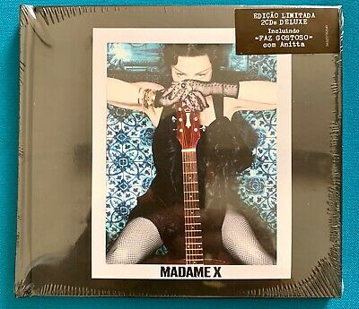 Madonna - Madame X - 060257762041 - Deluxe 2CD - Brazil Edition (BRAND NEW)