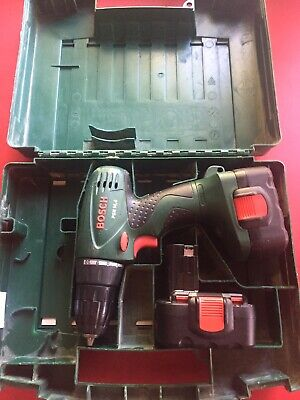 Bosch PSR 1440 Cordless Drill Driver with 14.4 2 Free Batteries