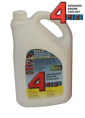 4 Life For Life Advanced engine coolant 4Life sports classic (not waterless) 5L