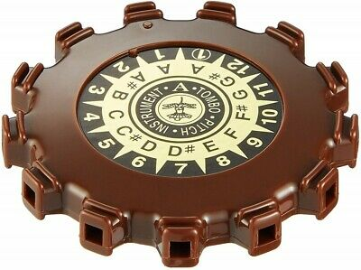 Tombo P-13A Pitch Pipe Chromatic 4536140024218 B000Y7O0GO music instrument