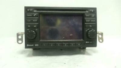CD PLAYER Nissan Note Stereo Head Unit  & WARRANTY - NCS1192907 - 25915BH20A