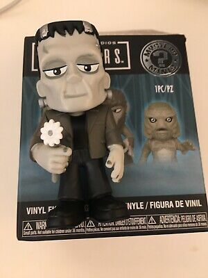 Funko Mystery Minis Universal Monsters Walgreens Excl FRANKENSTEIN 1/36 Flower