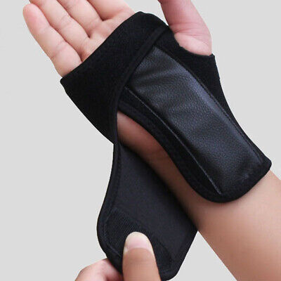 Hand Wrist Brace Support Removable Splint Relieve For Carpal Tunnel Syndrome New