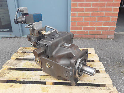 Rexroth Open Loop Variable Delivery Piston Pump 125cc/Rev 350BAR  A4VSO 125 #