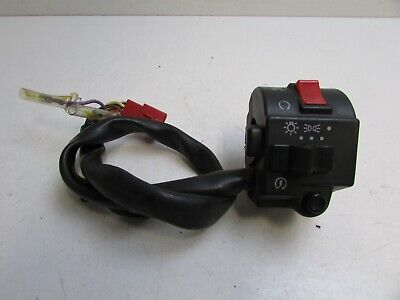 Keeway Speed 125 Right Hand Switch, 2012 J19