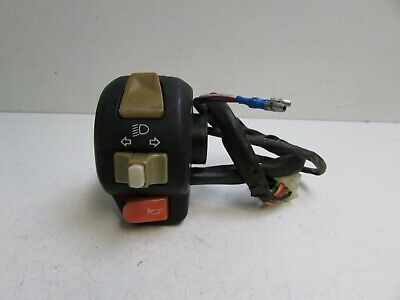 Keeway F-Act 50 Left Hand Switch, 2006 J19 A
