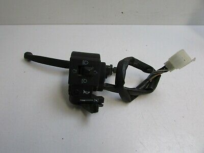 Kymco Pulsar 125 Left Hand Switch & Lever, 2008 J17