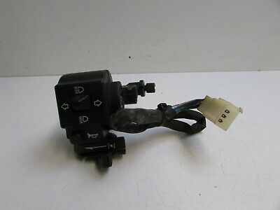 Kymco Pulsar 125 Left Hand Switch, 2011 J17