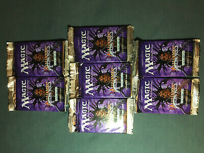 MTG Magic the Gathering FACTORY SEALED Booster x7 LOT - Alliances ENGLISH FoW