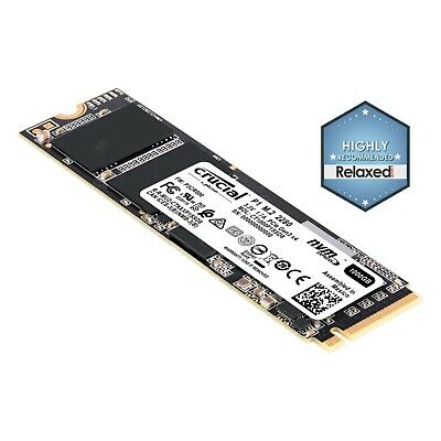 Crucial P1 1TB M2 Type 2280 SSD PCIe NVME NAND Solid State Drive 2000MBs