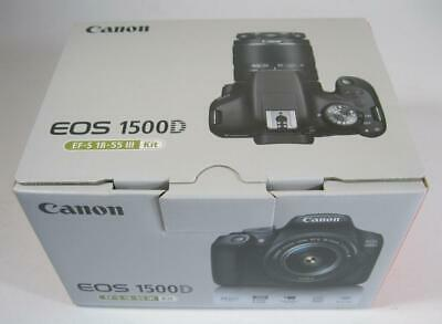 Canon EOS 1500D camera box (only) replacement