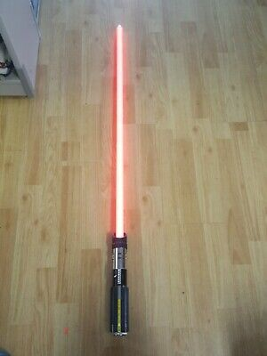 Master Replicas STAR WARS Darth Vader  Force FX Lightsaber Collectible, 2005