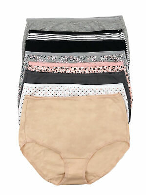 Felina | Cotton Modal Basic Women's Brief | 8-Pack