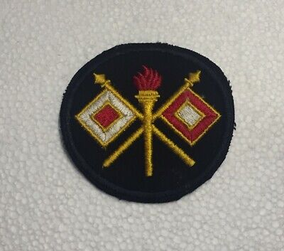 WW2 US Army Signal Corps Shoulder Patch