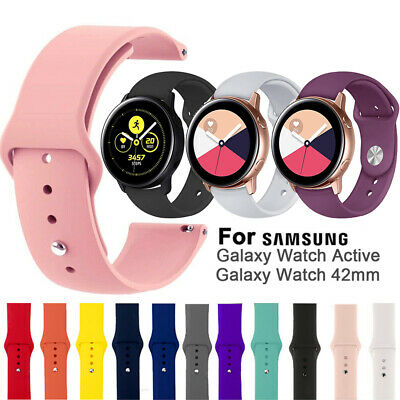Strap Replacement Watch Band Quick Release For Samsung Galaxy Watch Active 42mm