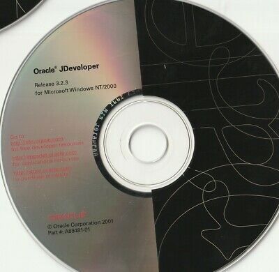 Classic Pc Software - Various Oracle Software (Disks Only - 10 Disks)