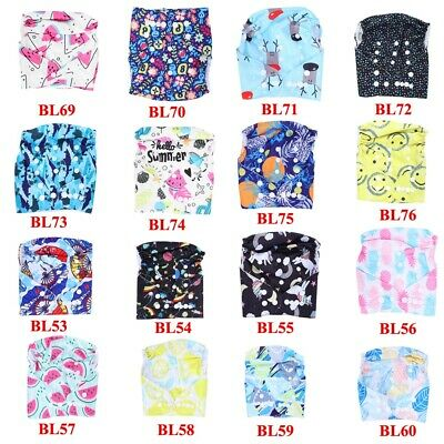 Washable Reusable Baby Cloth Nappies Diapers Adjustable Inserts Cloth Nappy