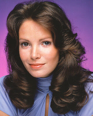 Jaclyn Smith Rare Charlie's Angels 8X10 Photo
