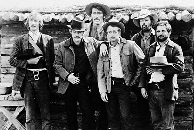 Butch Cassidy And The Sundance Kid Gang 24X36 Premium Quality Poster