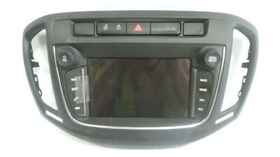 DISPLAY SCREEN Vauxhall Zafira  - NCS1192537 - cx-mgc6e04m