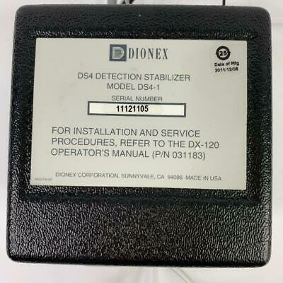 Thermo Dionex DX-120 Ion Chromatograph Spare Conductivity Cell DS4