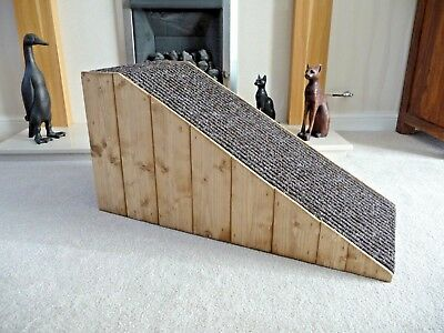 40 cm High Ramp Wooded Sides/ Twist Carpet-customer choice