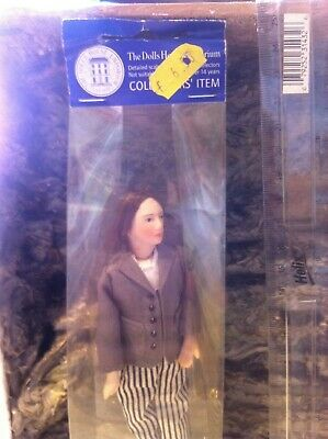 Dolls House Emporium 1:12th Scale  Male Figure Lord Holborn Poseable Doll