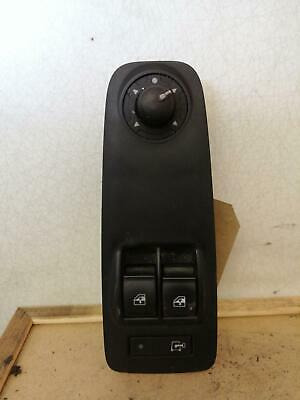 Citroen Relay Boxer Ducato Mk4 Front Electric Window Switch 735532905