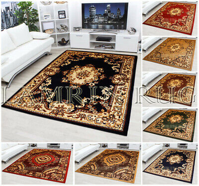 Traditional Cheap Floral Elegant Classic New Area Rugs Runners Small X Large
