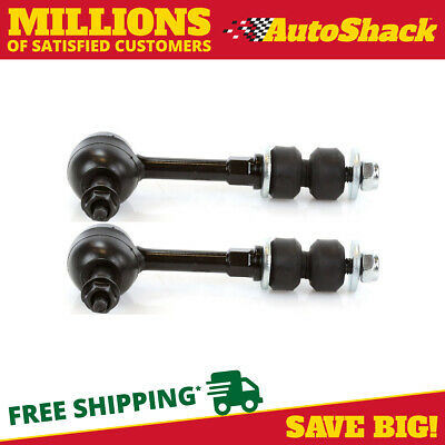 2pc Front Sway Bar Link Pair Set For 2003-2006 Dodge Ram 2500 Ram 3500 4WD